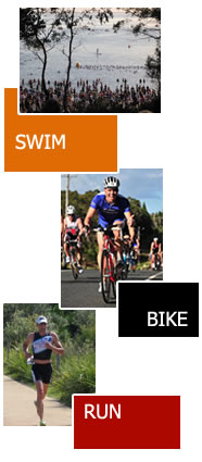 Run, Swim, Bike